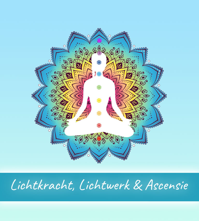 Online cursus Lichtkracht, lichtwerk & ascensie.
