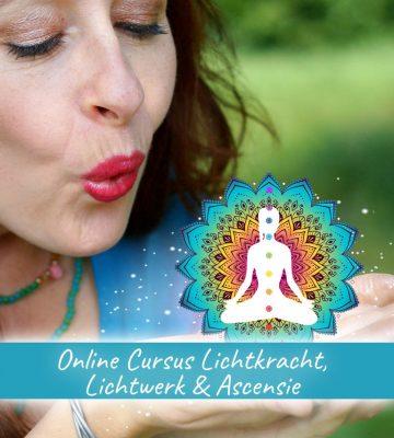 Online cursus Lichtkracht, lichtwerk & ascensie