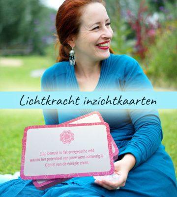 Lichtkracht inzichtkaarten van Fanny van der Horst
