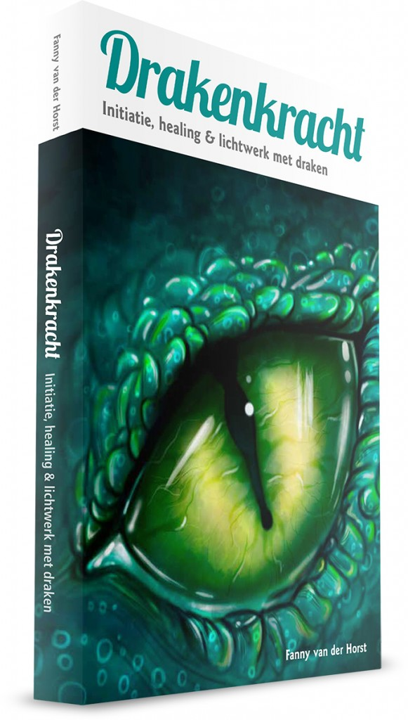 Cover van boek Drakenkracht door Fanny van der Horst