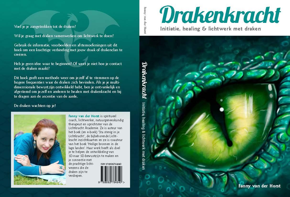 Cover van boek Drakenkracht