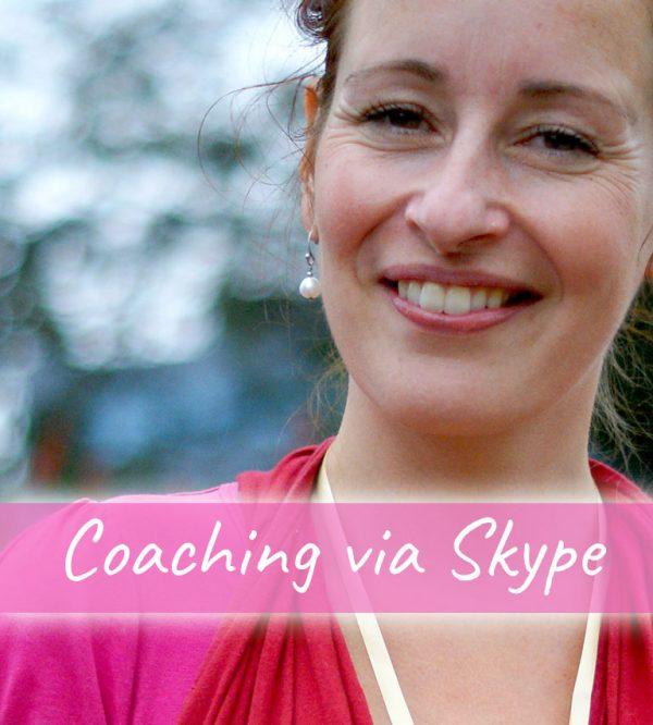 Coaching via Skype, door Fanny van der Horst van De Lichtkracht Academie