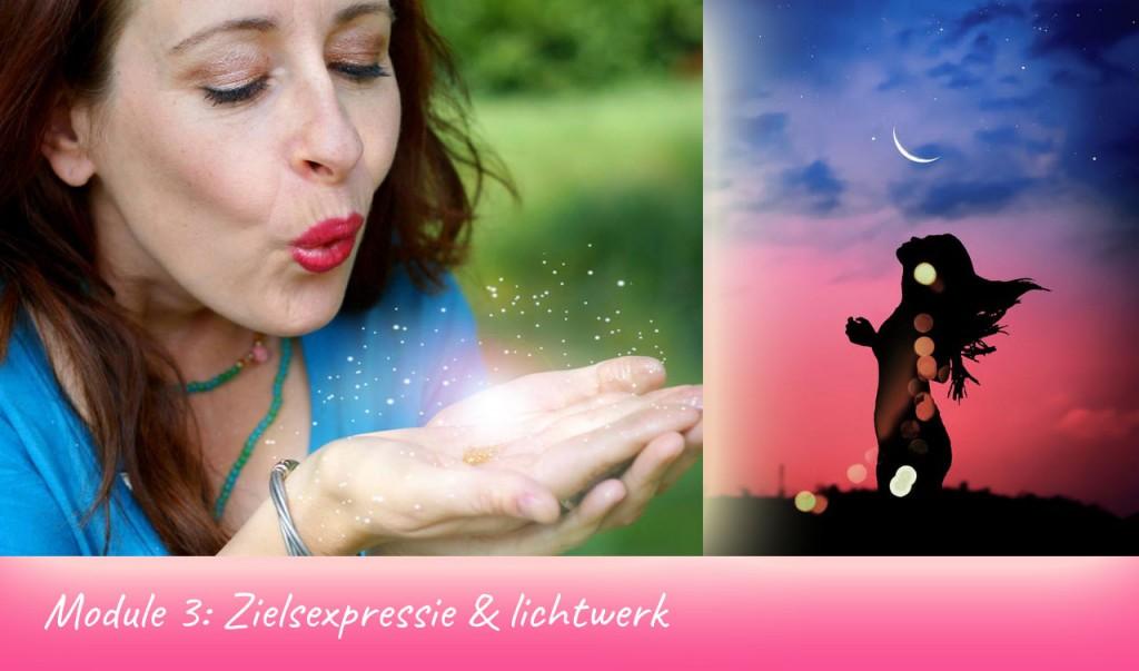 Cursus lichtbewustzijn, zelfhealing & zielsexpressie, module 3