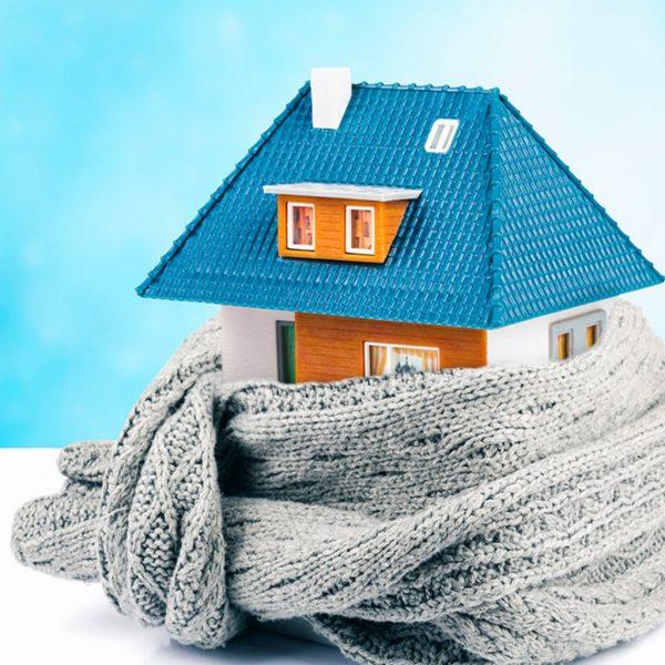 warm huis