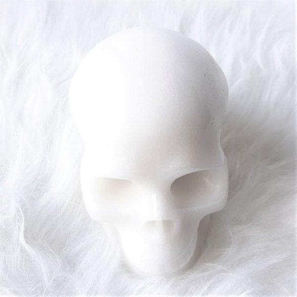 Witte jade skull - De Lichtkracht Academie (fannyvanderhorst.nl)