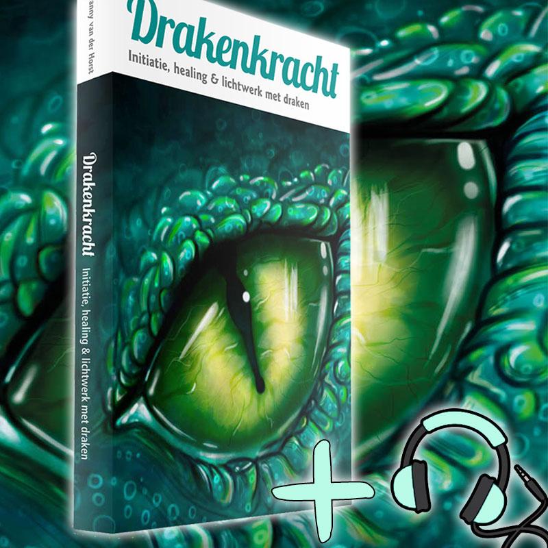 Drakenkracht boek en audiopakket