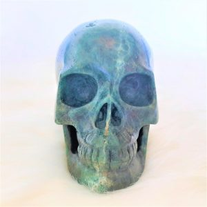 Apatiet schedel